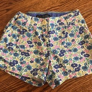 Girls shorts by Mini Boden
